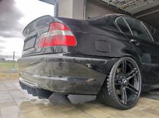 BMW E46 Heckdiffusor Regulierbar M3 Technik Motorsport Rallye Diffusor