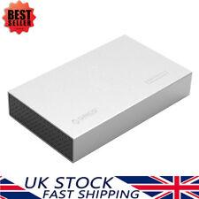 ORICO 3.5 Inch USB 3.0 Hard Drive Aluminium Enclosure Caddy UASP SATA III HDD-SV