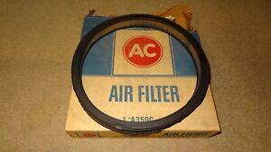 AC A350C air filter 1965-1967 Pontiac GTO. 1960-1962 Corvette. 66-67 2+2. 67 FB