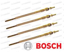 For Toyota Rav4 2.0 Td D4D Set 4 X Bosch Diesel Heater Glow Plug 01- Spare Part
