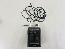 Micron Explorer TX716A UHF Transmitter with microphone