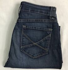 NYDJ Not Your Daughter's Jeans Lift Tuck Technology 'Striaght' Jeans Sz 4 USA