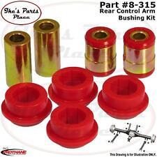 PROTHANE 8-315 Rear Upper & Lower Control Arm Bushing Kit 92-96 Honda Prelude