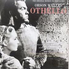 Angelo Francesco Lavagnino - Othello - Soundtrack CD (Japan)