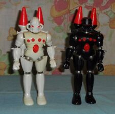 vintage Mego Micronauts BARON KARZA & FORCE COMMANDER LOT