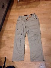 Cargo, Combat Mid Rise Regular Size 32L Trousers for Men