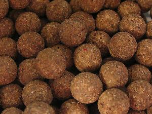 Tiger Nut Pop-ups 20mm Carp Fishing Boilies Round Baits Tigernuts
