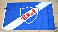 Club Nacional de Football Flag Banner 3x5 ft Uruguay Futbol Soccer  Bandera