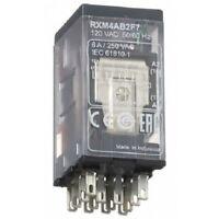 Int Relay 12A 1 C//O 240Vac Schneider Electric RSB1A120U7 Relay 12A 240V