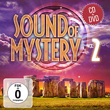 CD DVD Sound of Mystery 2 di VARIOUS ARTISTS CD e DVD SET