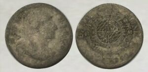 ☆ EXCITING !! ☆ Revolutionary War Era SILVER Colonial Coin !! ☆ Very Nice !!