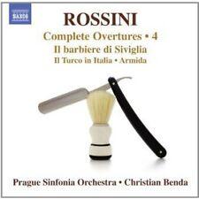 Christian Benda - Complete Overtures 4: Il Barbiere Di Siviglia [New CD]
