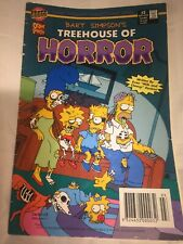Bart Simpson's Treehouse Of Horror #3 (2003) Softcover