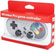 Bigaint Wireless Pro SNES Style Controller for Nintendo Switch & PC - Brand New