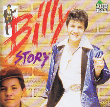 Billy story CD (14 track) 1992 Dino Music 50264