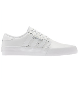 Adidas Seeley XT White White White Unisex Skateboard Shoes