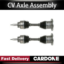 Cardone CV Axle Shaft Front Left&Right 2 PCS For 2003-2005 FORD EXPEDITION(4WD)