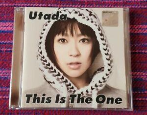 Utada Hikaru ( 宇多田光 ) ~ This Is The One ( Malaysia Press ) Cd
