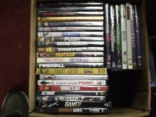 (57) Action Adventure Dvd Lot: Brad Pitt Russell Crowe Will Smith Less Than $1