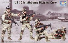 Trumpeter 1/35 US 101st Airborne Division Crew # 00410