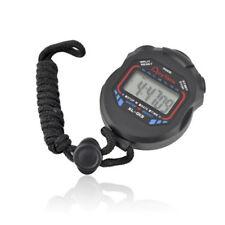 Cronometro digitale timer palestra corsa nuoto sport bici batteria fitness