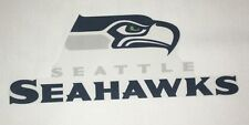 1 SEATTLE SEAHAWKS NFL FOOTBALL LOGO 18X18 SEWING BLOCK QUILT SQUARE MATERIAL
