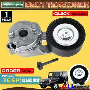 Automatic Drive Belt Tensioner for Jeep Wrangler TJ Series 4.0L SUV 2000-2006
