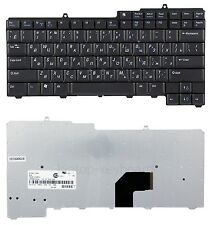 OEM NEW Genuine Russian keyboard Dell Latitude D520 D530 /DE44-RUS
