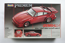 VINTAGE REVELL PORSCHE 930 TURBO GEMBALLA AVALANCHE 1/24 CAR KIT GERMANY RARE