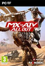 MX Vs ATV All Out (Guida / Racing) PC THQ
