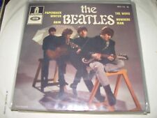 """BEATLES paperback writer ( rock ) 7""""/45 picture sleeve - odeon france -"""
