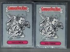 2013 GARBAGE PAIL KIDS CHROME 1 PENCIL SKETCH ART SET 82 CARDS JOHN POUND 1ST