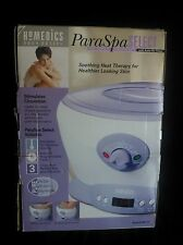 Homedics OaraSpa Select Heat Therapy Paraffin Bath