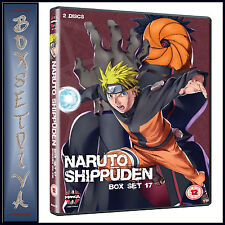 NARUTO SHIPPUDEN - COLLECTION VOLUME 17  ***BRAND NEW DVD ****