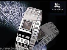 Burberry reloj mujer bu4701 silver ladies
