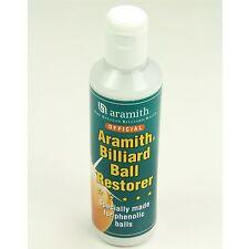 Aramith Pool Snooker Ball COLOUR RESTORER 250ml Bottle