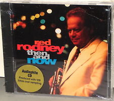 CHESKY CD JD-79: Red Rodney - Then And Now - USA 1992 Factory SEALED