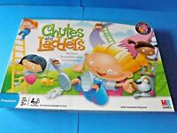 CHUTES and LADDERS~ BOARD GAME~ AGES 3+UP~ 2005~ MILTON BRADLEY~ USA MADE =NIB!