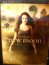 The Twilight Saga New Moon (DVD) The Ultimate Fan Edition WORLD SHIP AVAIL