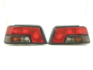 PEUGEOT 405 Tail Light Lens Set with seals left and right NEW #556