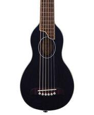 Guitares acoustiques noirs avec 6 cordes