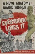 EVERYBODY LOVES IT Movie POSTER 27x40