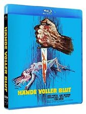 Hammer Edition HÄNDE VOLLER BLUT - Hands Of The Ripper LIMITED BLU-RAY Neu