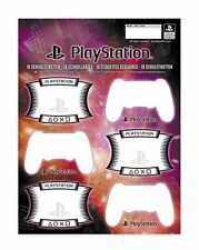 Playstation School labels | Stickers | Official Playstation Product