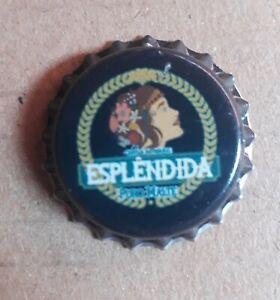BRAZIL  BEER KRONKORKEN CAPSULE BOTTLE CAP #  Esplêndida Craft BREWERY #01