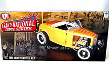 FORD HOT ROD GRAND NATIONAL ROADSTER DEUCE SERIE 2 1932 ACME 1:18 ACME
