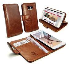 Handy-Etuis aus Leder für das Samsung Galaxy S7 edge