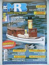 MRB - Modèle Réduit de Bateau #575 (REVUE) Léchalas - Gudrun Elvira II 6M Ji