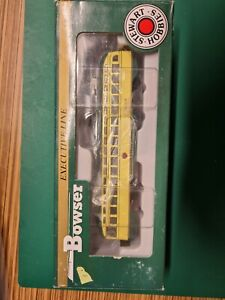 H0 gauge motorised Model Tram Bowser PCC