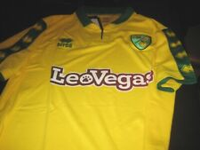 NORWICH CITY 2018/19 HOME SHIRT XL NEW WITH TAGS